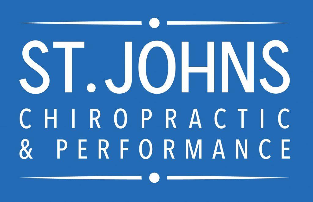St. Johns Chiropractic & Performance Logo