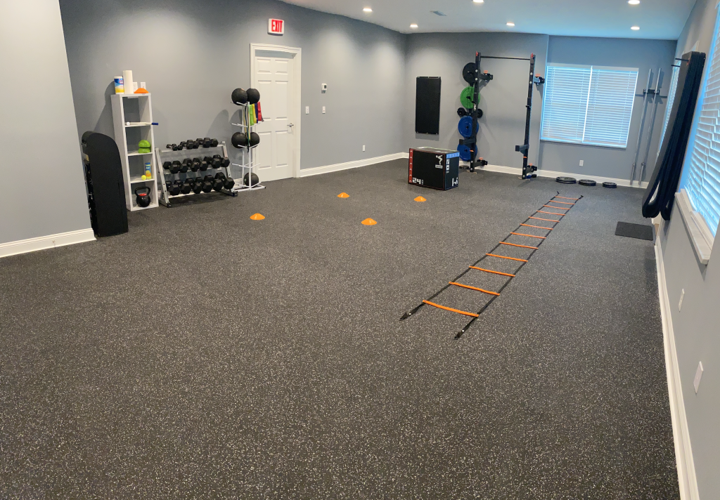 St. Johns Chiropractic & Performance Exercise Room